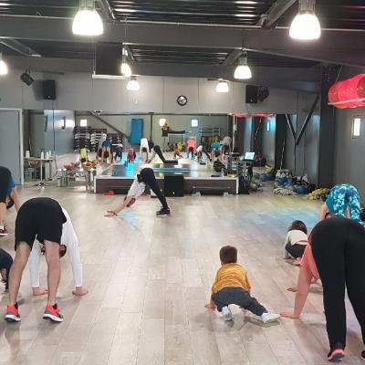 Atelier parent-enfants (Mars 2018)